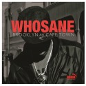 Whosane - Brooklyn To Cape Town mixtape cover art