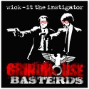Wick-It The Instigator - Grindhouse Basterds mixtape cover art