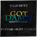 Wild Guyz - Got Damn EP mixtape cover art