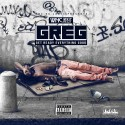 WNC Whop Bezzy - G.R.E.G. mixtape cover art
