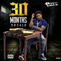 Woop - 30 Months mixtape cover art
