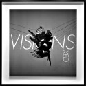 Xed - Visions EP mixtape cover art