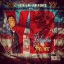 YB - Dedication Of Honor mixtape cover art
