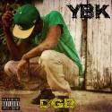 YBK - DGB mixtape cover art