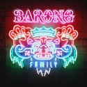 Yellow Claw - The Barong Family Album mixtape cover art