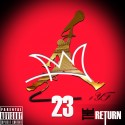 #YF - 23 The Return mixtape cover art