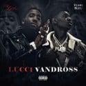 YFN Lucci & Yung Bleu - Lucci Vandross mixtape cover art