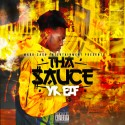 YK Eif - Tha $auce mixtape cover art