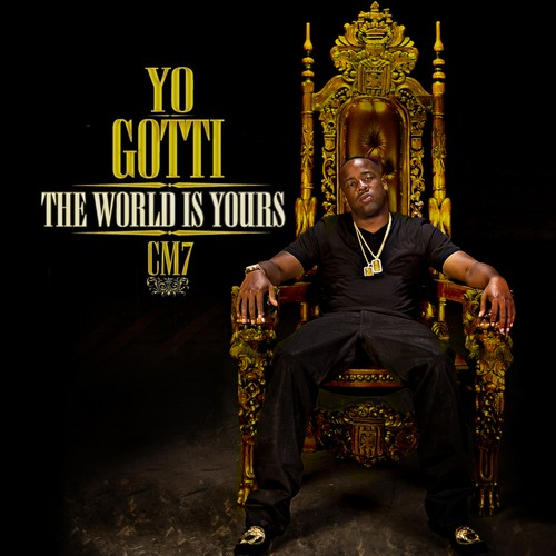 Yo Gotti - Cocaine Muzik 7 (The World Is Yours) NO DJ