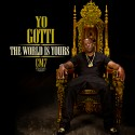 Yo Gotti - Cocaine Muzik 7 (The World Is Yours) mixtape cover art