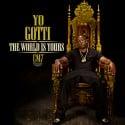 Yo Gotti - Cocaine Muzik 7 (The World Is Yours) mixtape cover art
