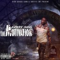 Young Bang - The Motivation mixtape cover art
