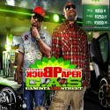 Young Buck & Tha City Paper - G.A.S. (Gangsta & Street) mixtape cover art