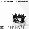 Young Ci - The Recop 3 mixtape cover art