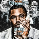 Young Dynasty - Before The Storm mixtape cover art