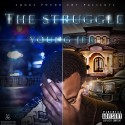 Young JFK - The Struggle mixtape cover art