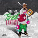 Young L - Final Fantasy mixtape cover art