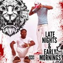 Young Lion - Late Nights & Early Mornings mixtape cover art