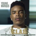 Young Marqus - The C.L.A.E mixtape cover art