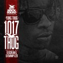 Young Thug - 1017 Thug mixtape cover art