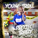 Young Troll - Project Baby mixtape cover art