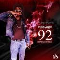YSMK Greedy - 92 Shades Of Red mixtape cover art