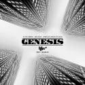 Yung Berg, Mia Rey & Jordan Hollywood - Genesis mixtape cover art