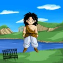 Yung Broly - Welcome To The Hyperbolic Time Chamber mixtape cover art