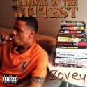 Zavey - Survival of the Wittest mixtape cover art