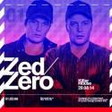Zed/Zero - Killer House Mix mixtape cover art