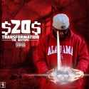 $ZO$ - Transformation mixtape cover art