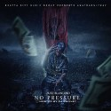 Zuez Blandino - No Pressure Pt. 1 mixtape cover art
