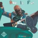 ZumBee - Rap Is Fun mixtape cover art