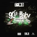 T-Mo - 90's Baby mixtape cover art