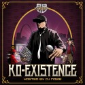Basement Beats Records - Ko-Existence mixtape cover art