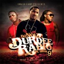 Durdee Radio Mixtape Show 9 mixtape cover art