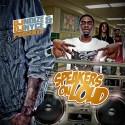 Speakers On Loud mixtape cover art