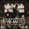 Nasty Nas & DJ Premier: Pre-Matic mixtape cover art