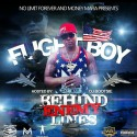 Flight Boy - Behind Enemy Lines mixtape cover art