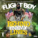 Flight Boy - Behind Enemy Lines 2 mixtape cover art