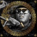 Master P - Famous Again mixtape cover art