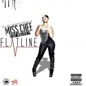 Miss Chee - Flatline mixtape cover art