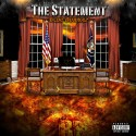 Bloc Burnaz - The Statement mixtape cover art