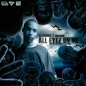 Cashis - All Eyez On Me mixtape cover art