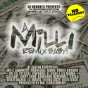 A Milli Remix Baby! mixtape cover art