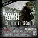 David Rush - Welcome To Rushia 2 mixtape cover art
