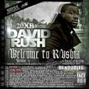 David Rush - Welcome To Rushia 2 mixtape cover art
