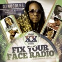 Fix Your Face Radio 20 mixtape cover art