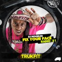 Fix Your Face Radio 21 mixtape cover art