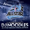 Fix Your Face Radio #AllStarWeekend 2012 Special Edition (Hosted By Loverance) mixtape cover art